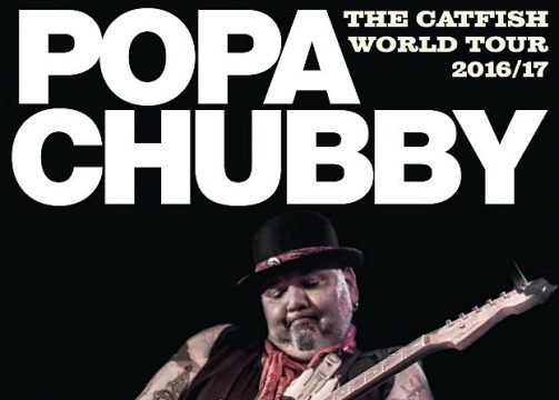 Popa Chubby Poster